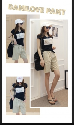 DANILOVE Short pants 97000