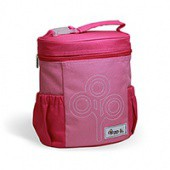 NOMNOM Insulated lunch Bag - Pink [20% OFF]