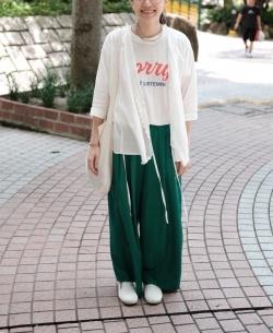 SIBUYA Pants 143397
