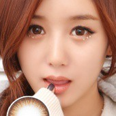 [Choco Contactlens]Cookie Choco