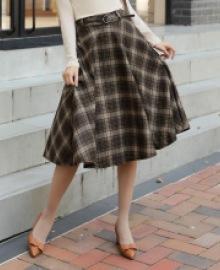 clicknfunny Skirt 53641,