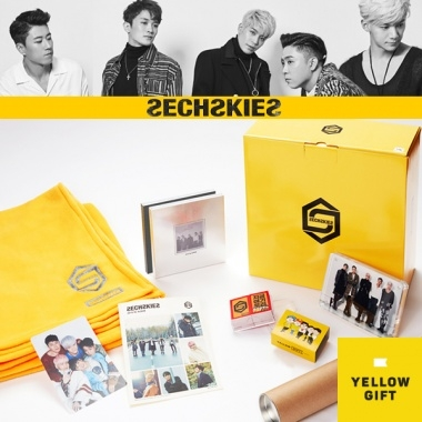 SECHSKIES YELLOW SPECIAL PACKAGE