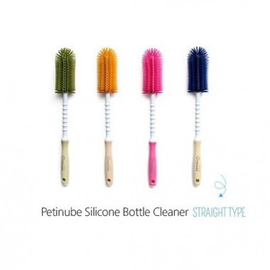 [Petinube] Silicone Straight Type Bottle Cleaner