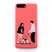 Uncommon X Vagab Deflector iPhone Case - PET PINK