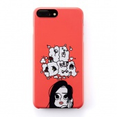 Uncommon X Vagab Deflector iPhone Case - NO IDEA GIRL