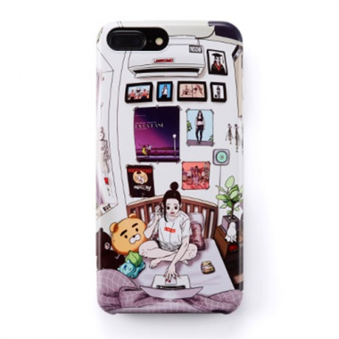 Uncommon X Vagab Deflector iPhone Case - GIRL'S ROOM