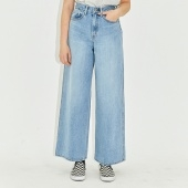 WIDE PANTS HS [LIGHT BLUE]