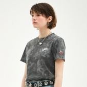 KIRSH BUBBLE T-SHIRT HS [BLACK]