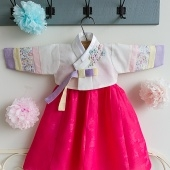 Suryeon Girl Hanbok