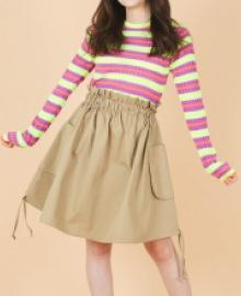 colorfultitle Skirt 2686473,