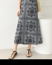 colorfultitle Skirt 2704586,