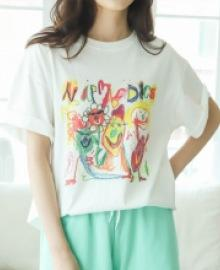 colorfultitle Tshirts 2708365,