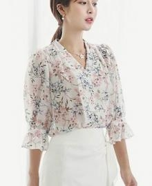 COCOAVENUE Blouse 376135