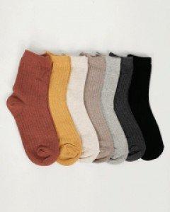 Mazialook Leggings Socks 24616,