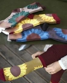 Mazialook Leggings Socks 11941,