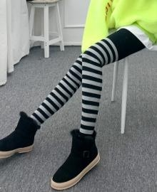 DANILOVE Leggings Socks 102335,
