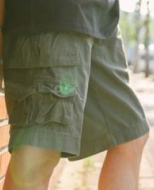 SUPERSTARI Short pants 140556,