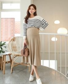 SOIM Maternity Skirts 106483,