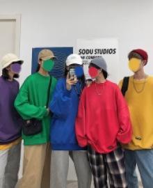 TOMONARI Sweatshirts 74583,