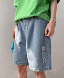 TOMONARI Short pants 74708,