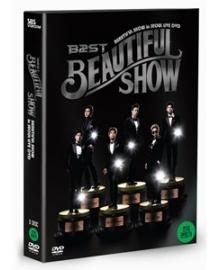 [BEAST]BEAST BEAUTIFUL SHOW in SEOUL LIVE DVD