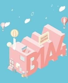 [B1A4] SEASON'S GREETINGS 2018