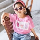 Momo&kkokko GIRL'S CLOTHING 1166342