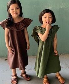 Momo&kkokko Kid's Dress 1234765,