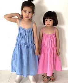 Momo&kkokko Kid's Dress 1234767,