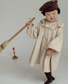 Momo&kkokko Kid's Dress 1240916,