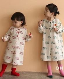 Momo&kkokko Kid's Dress 1244409,