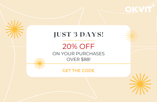 APR3DAYS : 20% OFF ON PURCHASES OVER $88