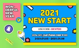 NEW START : OKVIT20